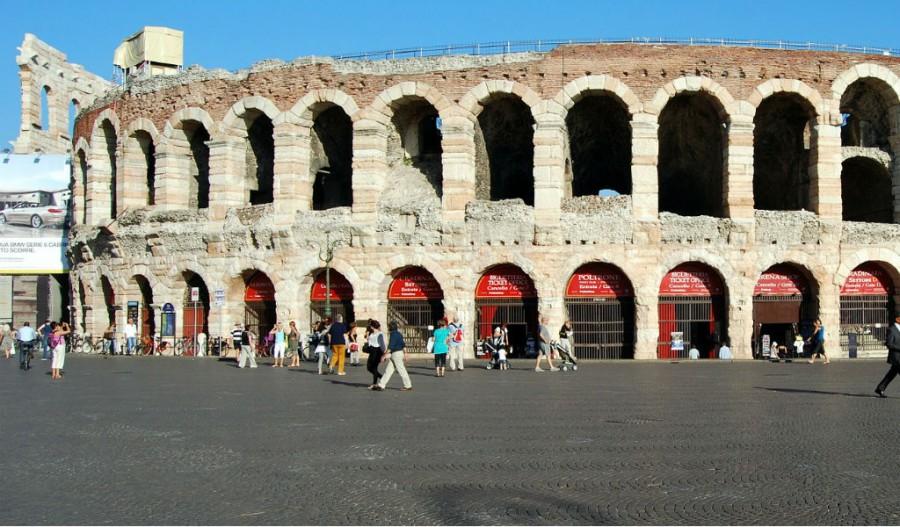 Opera e concerti all'Aerna di Verona
